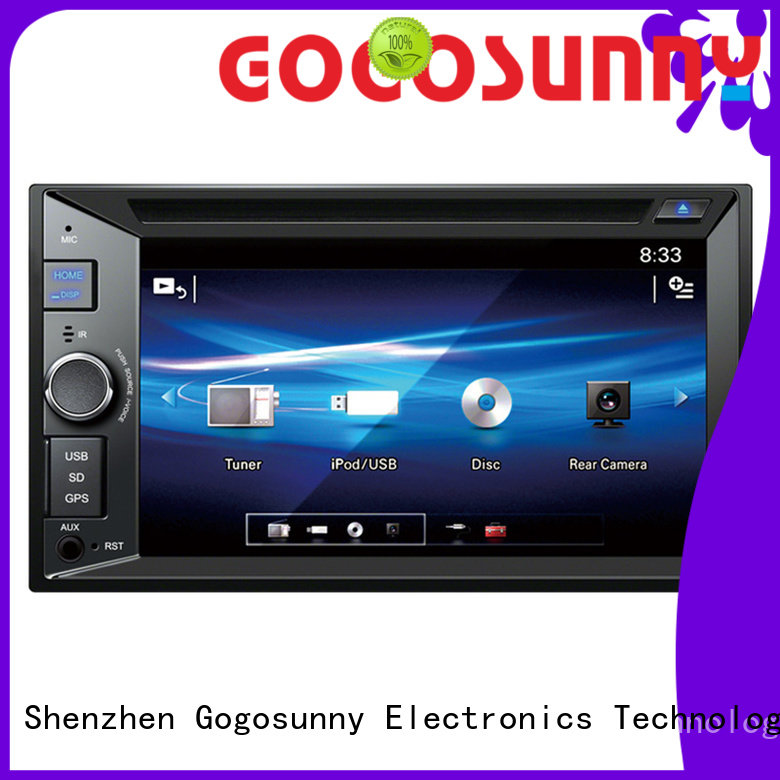 Gogosunny customize android stereo system for car