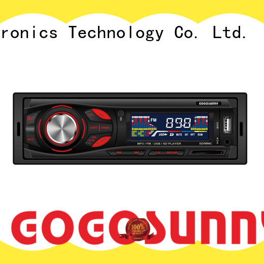 Gogosunny best car MP3 with remote control price for auto
