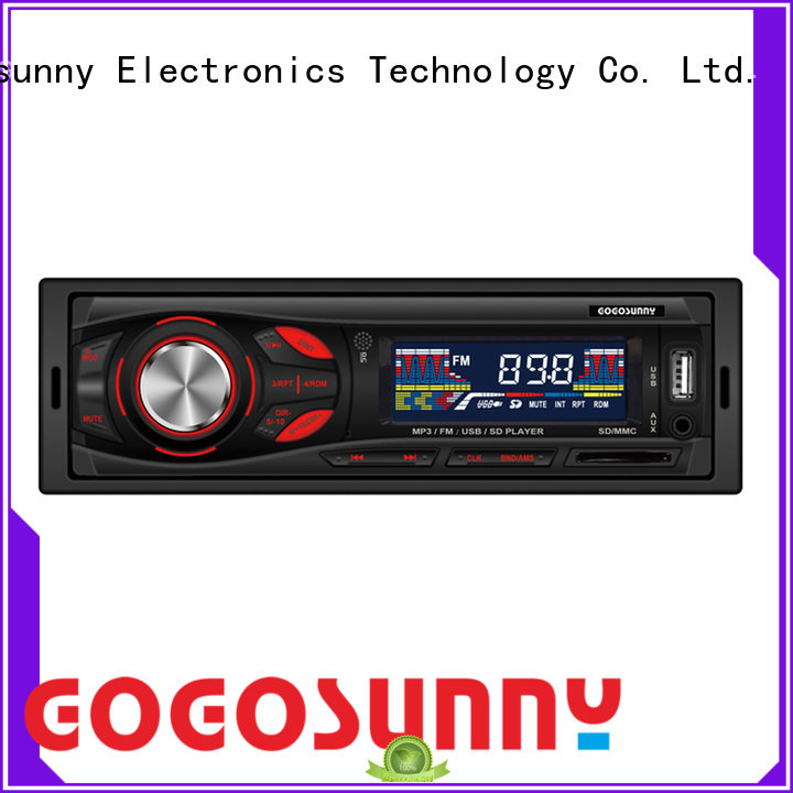 Gogosunny traditional car audio mp3 player wholesale for car