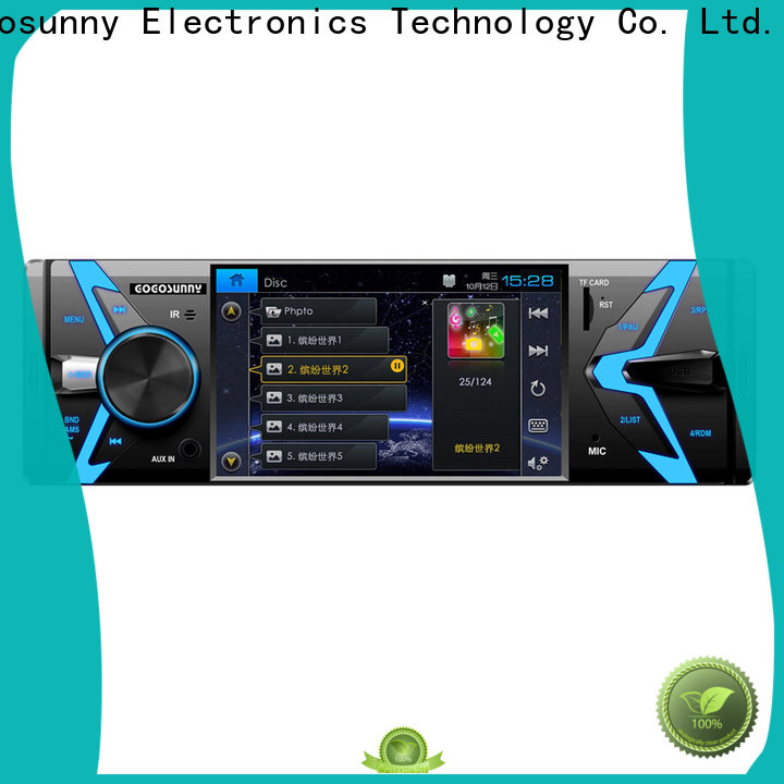 Gogosunny touch screen Car MP4 for sale for auto