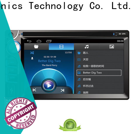 Gogosunny car dvd player with bluetooth for sale for vehicle