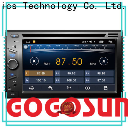 Gogosunny car dvd with touch screen price for vehicle