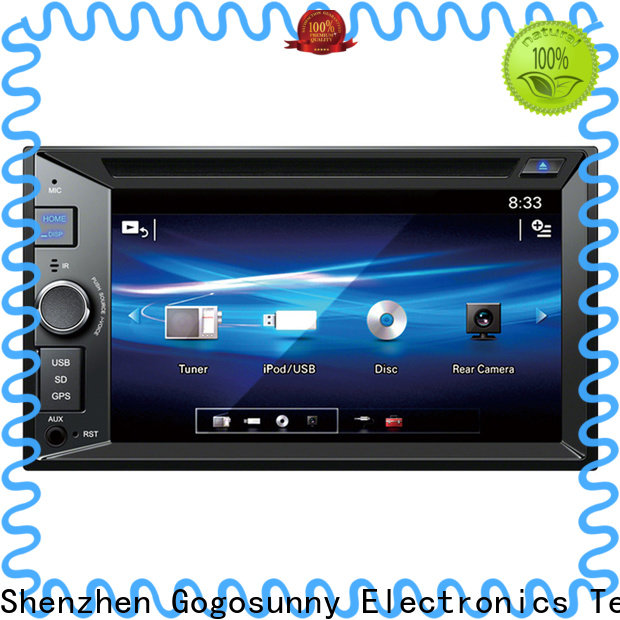 Gogosunny android auto bluetooth system for vehicle