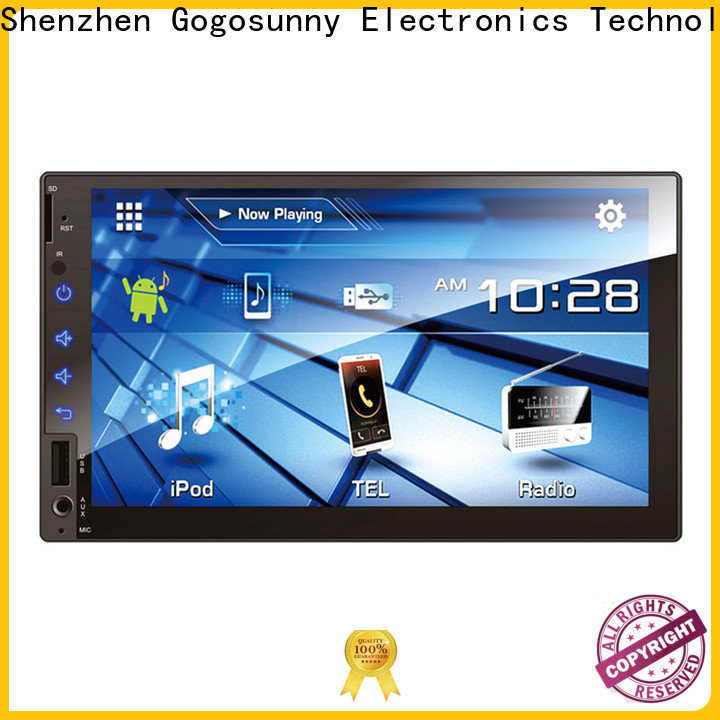 Gogosunny high quality android car audio system for sale for truck