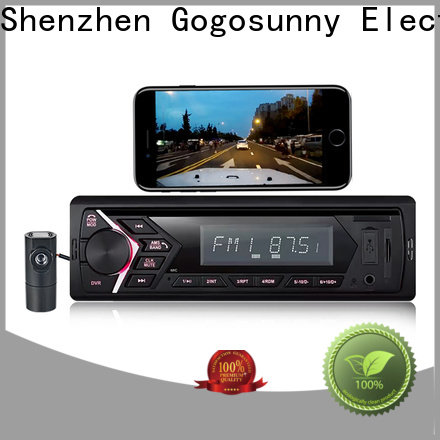 Gogosunny traditional touch screen car player price for truck
