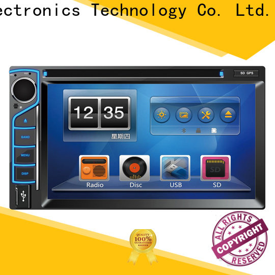 portable car dvd gps player supplier for truck
