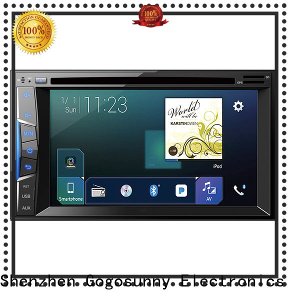 customized touch screen dvd player for car manufacturing for truck