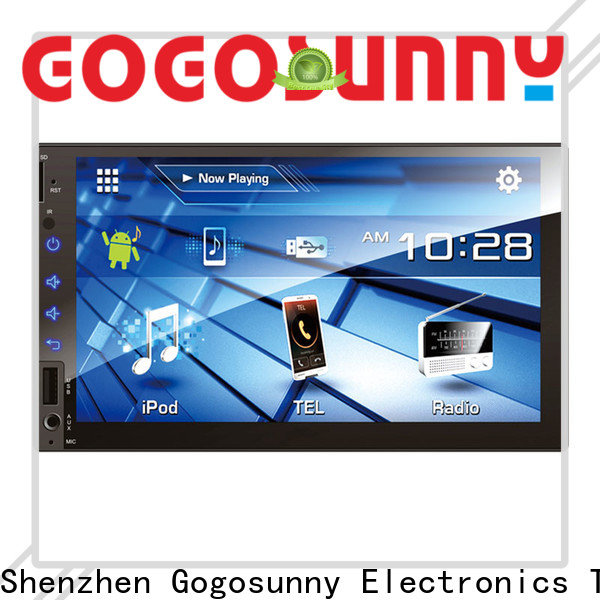 Gogosunny best best android car stereo for sale for vehicle