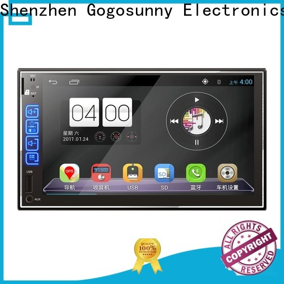 Gogosunny car player android for car