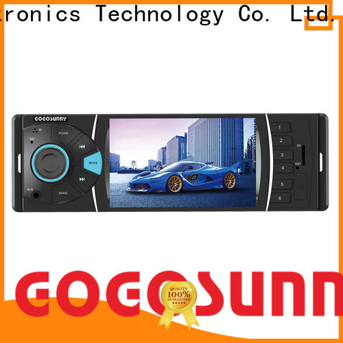 Gogosunny customize bluetooth car stereo system for car
