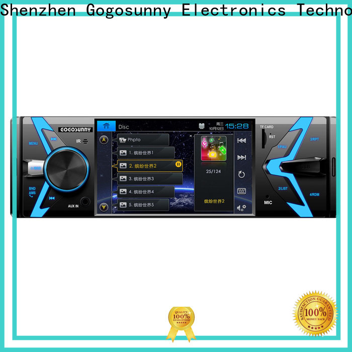 Gogosunny 2 din car player price for truck