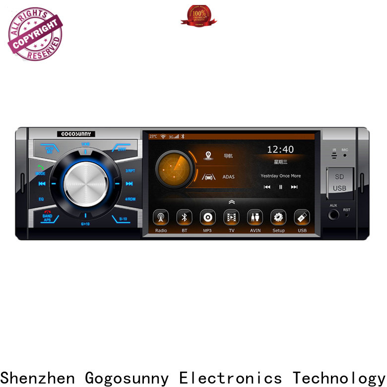Gogosunny best mp5 car radio for auto