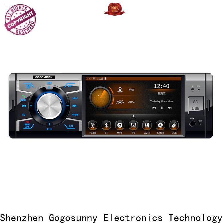 Gogosunny best mp5 car radio for auto