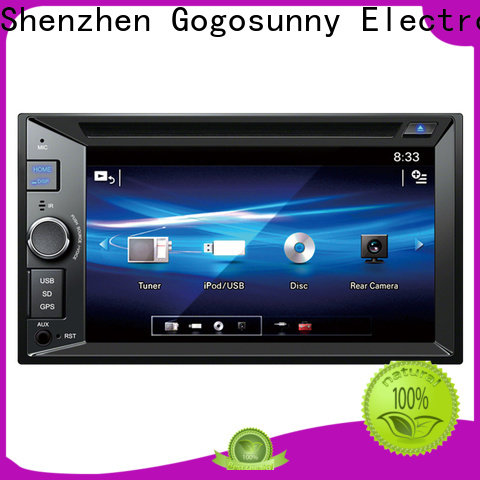 Gogosunny high quality android car navigation system application for car