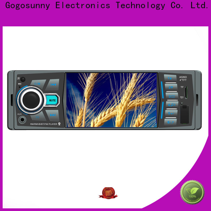 Gogosunny wholesale 2 din mp5 for sale for vehicle