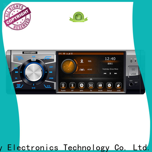 Gogosunny universal double din car stereo price for vehicle
