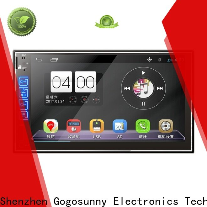 Gogosunny high quality android auto application supplier for car