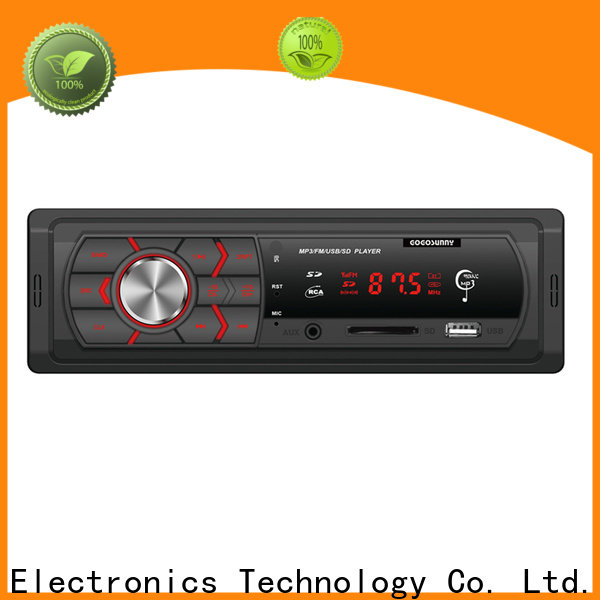 Gogosunny car mp3 players suppliers price for car