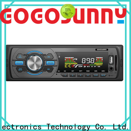 Gogosunny best best mp3 player for car use manufacturing for auto