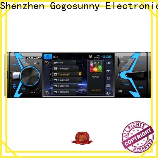 Gogosunny best single din Car MP4 supplier for truck