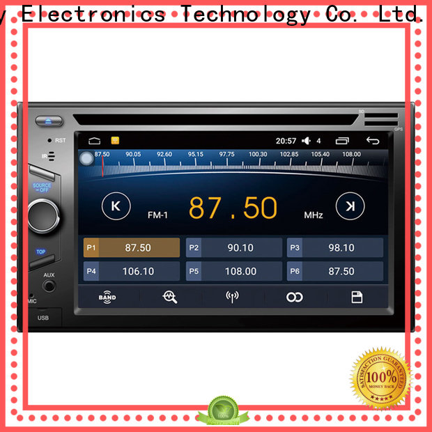 Gogosunny high tech car DVD with FM/AM radio price for auto