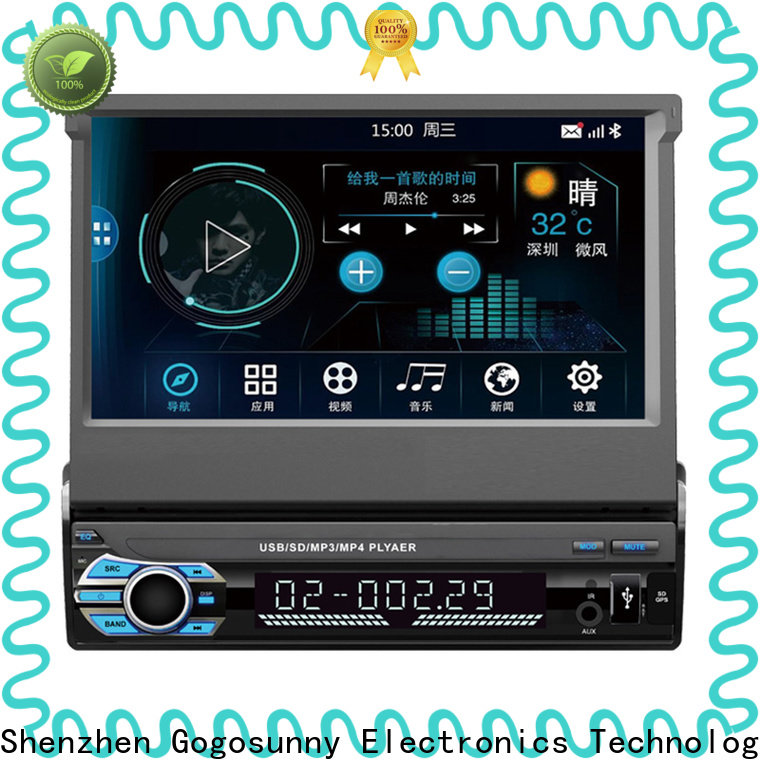 Gogosunny customize mp5 player auto android price for vehicle