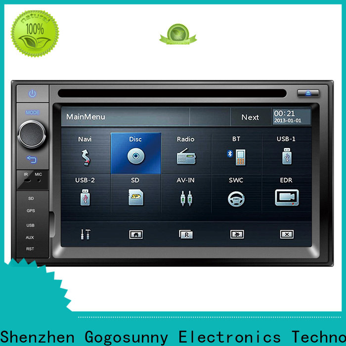 portable dvd stereo system for car supplier for truck