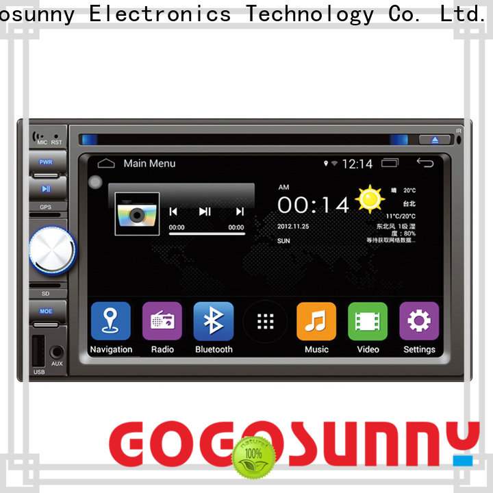 Gogosunny best new android auto application for car