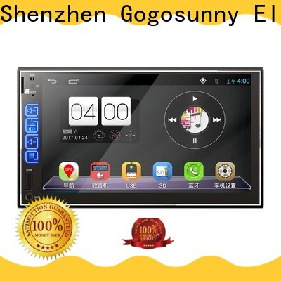 Gogosunny android auto music player system for vehicle