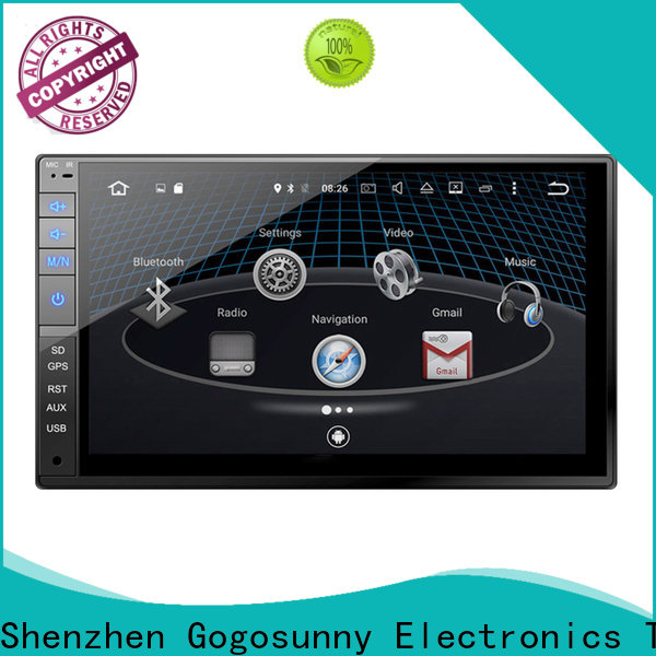 automatic 2 din car player function for car