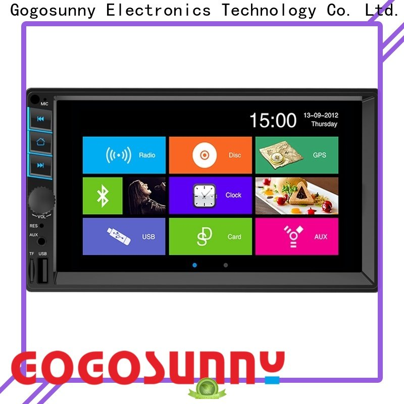 Gogosunny automatic car music player wholesale supplier for truck