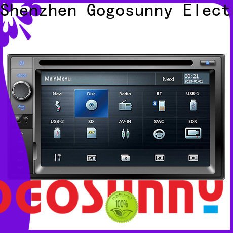 Gogosunny best car dvd player for sale for car