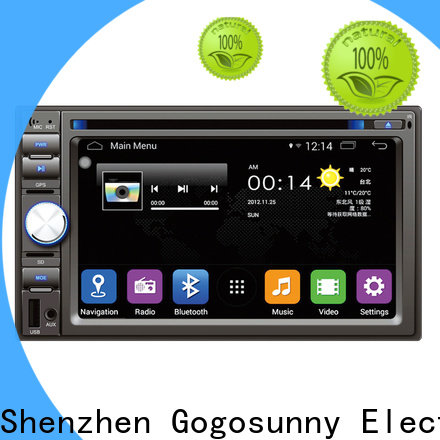 Gogosunny best android auto gps application for auto