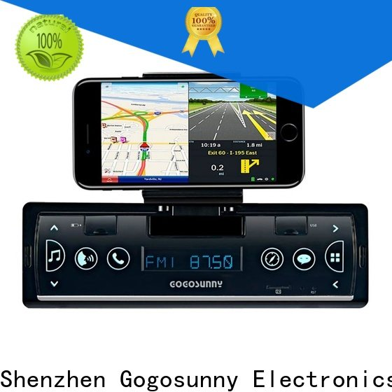 Gogosunny touch screen mp3 player for car price for car