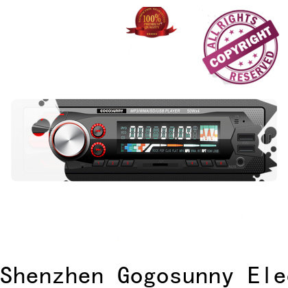 Gogosunny best mp3 car radio price for vehicle