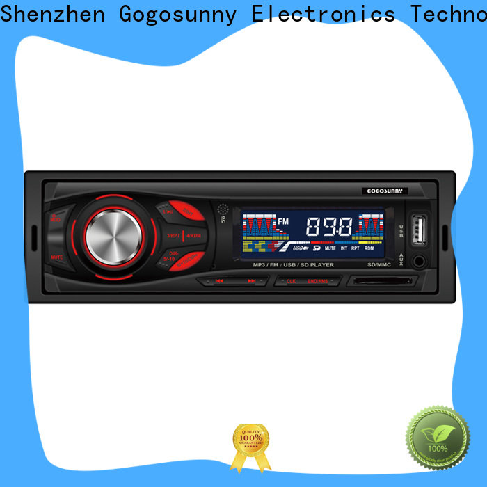 Gogosunny traditional best bluetooth mp3 player for car price for auto