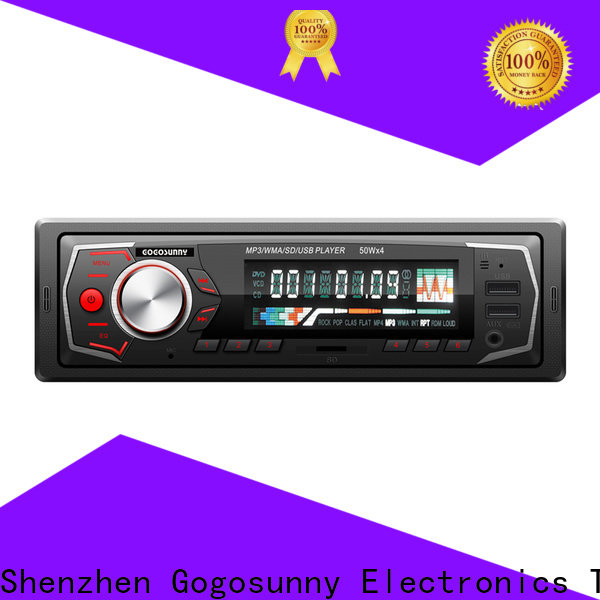 Gogosunny best car stereo mp3 player wholesale for car