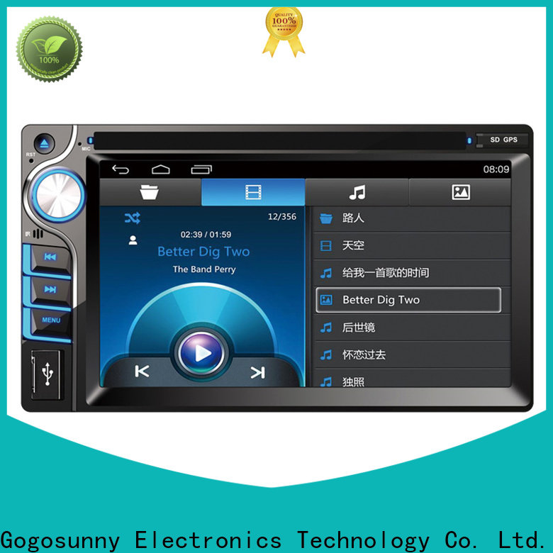 customized 2-din car dvd function for vehicle