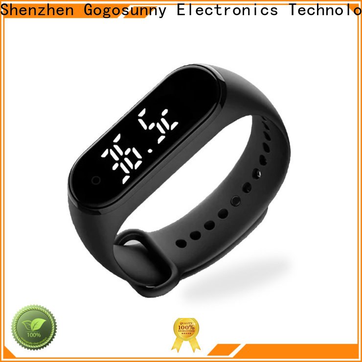 high tech watches with temperature sensor supplier for women
