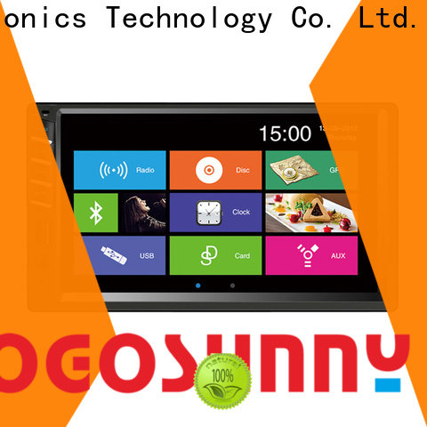 Gogosunny car stereo mp5 for truck