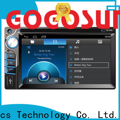 Gogosunny car dvd with radio function for truck
