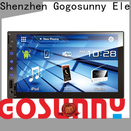 Gogosunny best android car stereo system for car