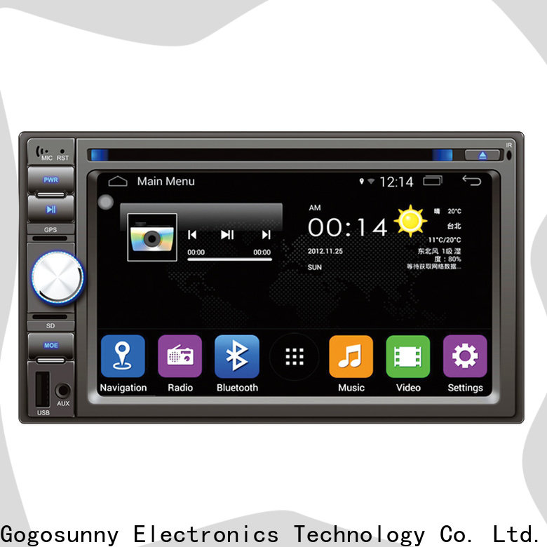 Gogosunny android car radio system for vehicle