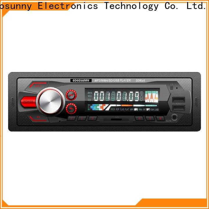 Gogosunny wireless car mp3 player price for auto
