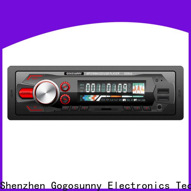 Gogosunny mp3 car audio wholesale for auto