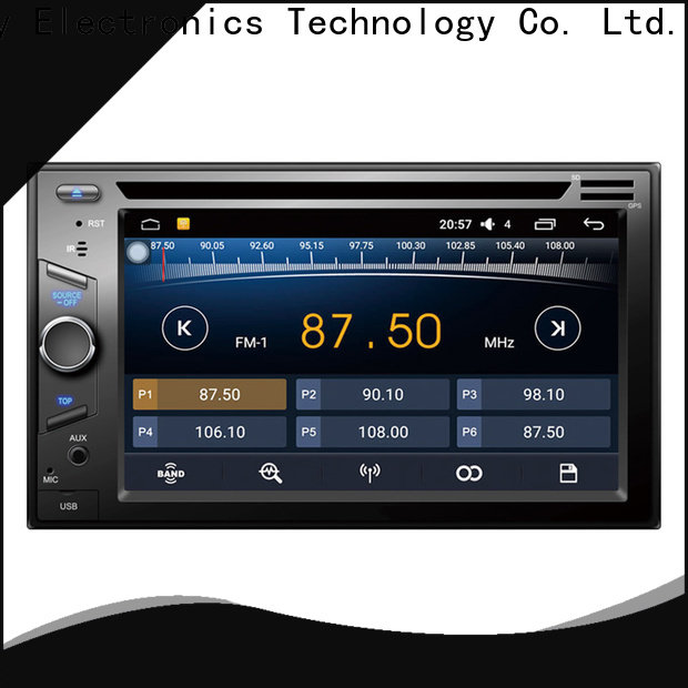 Gogosunny best portable dvd player for car manufacturing for vehicle