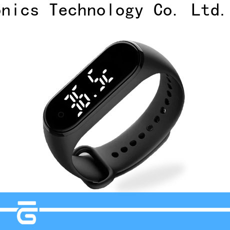 Gogosunny custom watch with temperature sensor in india for sale for men