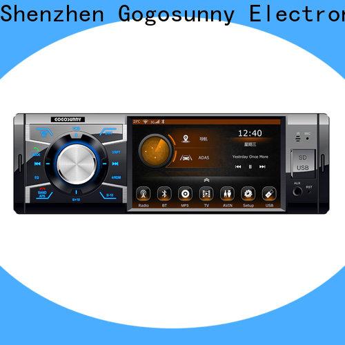 Gogosunny retractable car radio mp5 player supplier for car