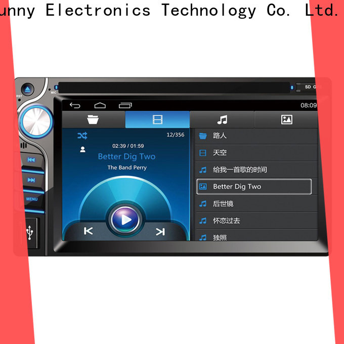 customized best portable dvd player for car supplier for car