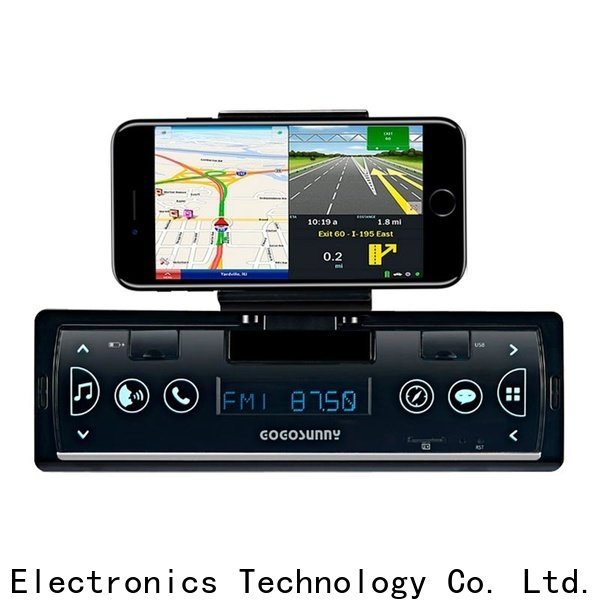Gogosunny custom mp3 player bluetooth for car for sale for vehicle